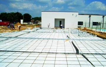 Under Slab Vapor Retarders