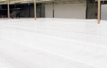 Concrete Slab Floor Protection