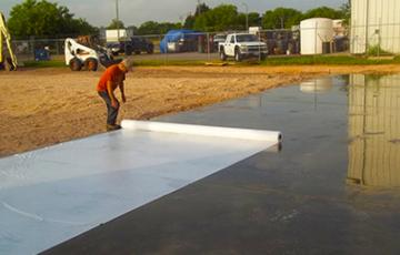 Concrete Curing Covers