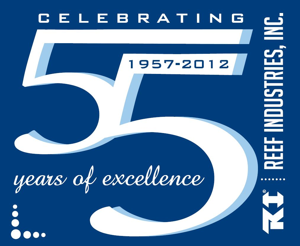 Reef Industries Celebrates its 55 Year Anniversary